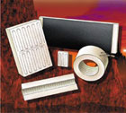 tempco ceramic fiber heaters